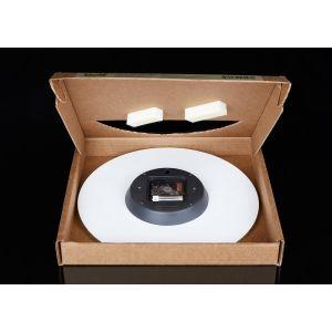 Купить Настенные часы ПостерМаркет CL-21 Хрусталь 4680030561083 цвет серебристый