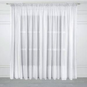 Купить Шторы АРИЯ 400*270 Veil (V-2001) цвет белый