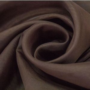 Купить Шторы АРИЯ 400*270 Veil (V-2054) цвет коричневый