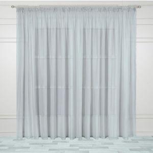 Купить Шторы АРИЯ 400*270 Veil (V-2056) цвет серый