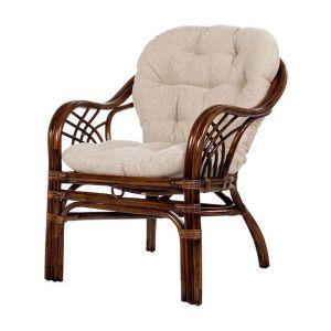 Купить Комплект мебели Мебель Импэкс Roma (2 кресла + диван + стол) цвет коньяк