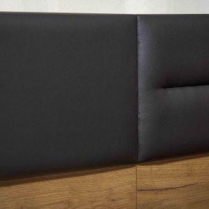 Купить Кровать ГМФ 307 Люкс 160*200 с подъемным механизмом Neo цвет дуб табачный craft