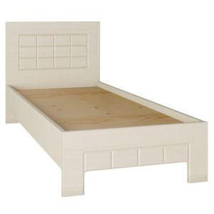 Купить Кровать Компасс ИЗ-33 без основания Изабель цвет береза снежная/клен