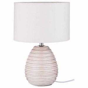 Купить Светильник Арти М 134-188 с абажуром Сорренто 36*25 см цвет бежевый