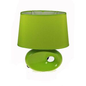Купить Светильник Русские подарки 49202 Rock garden 28*18*33 см цвет зелёный
