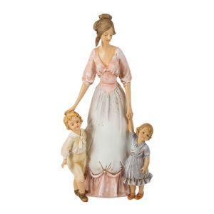 Купить Статуэтка Русские подарки 27669 Счастливая мать 16*11*32 см цвет мультиколор