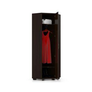 Купить Шкаф Компасс МБ-2 Монблан цвет венге подлинный/орех шоколадный