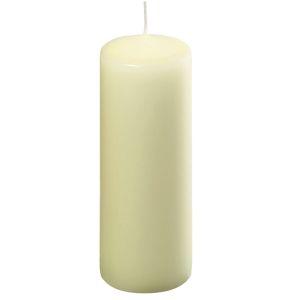 Купить Свеча Европак Трейд 13085 200*70 мм цвет кремовый