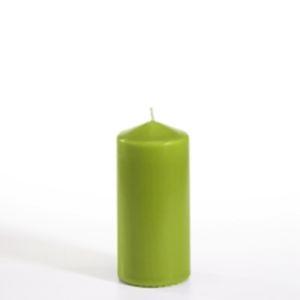 Купить Свеча Европак Трейд 13546 130*60 мм цвет киви