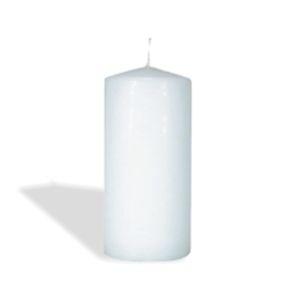Купить Свеча Европак Трейд 13585 130*60 мм цвет белый