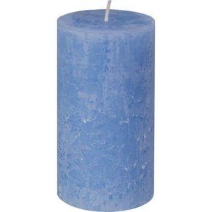Купить Свеча Европак Трейд 15353 70*130 мм цвет рустика синий