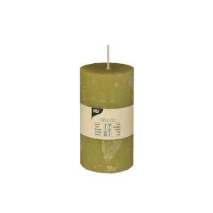 Купить Свеча Европак Трейд 15391 70*130 мм цвет рустика киви