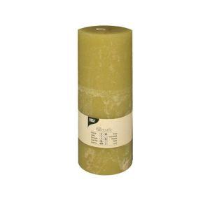 Купить Свеча Европак Трейд 15392 70*190 мм цвет рустика киви