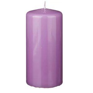 Купить Свеча Европак Трейд 15938 130*60 мм цвет лиловый