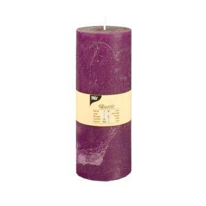 Купить Свеча Европак Трейд 81756 70*190 мм цвет рустика лиловый