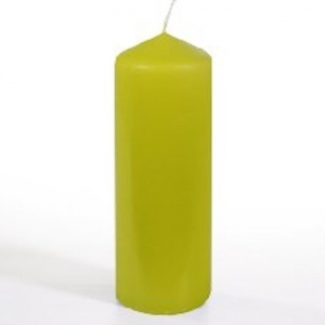 Купить Свеча Европак Трейд 81757 200*70 мм цвет киви