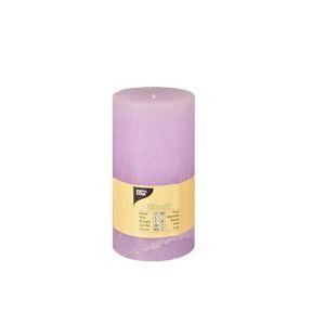 Купить Свеча Европак Трейд 84658 70*130 мм цвет рустика лиловый