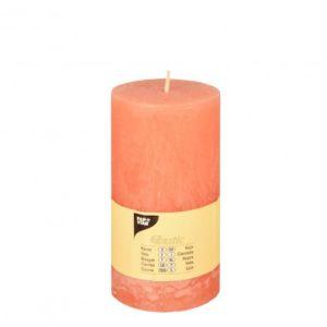 Купить Свеча Европак Трейд 84688 70*130 мм цвет рустика персиковый