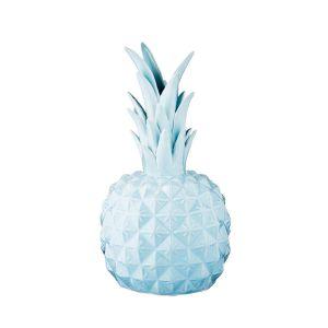 Купить Ваза Арти М 101-1115 Ананас 20*20*37 см цвет голубой