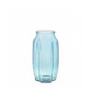 Купить Ваза РЕМЕКО 612431 12*12*22 см (5 вариантов) цвет голубой