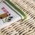 Набор полотенец АРИЯ 40*60 (2 предмета) Olive цвет экрю/зеленый экрю/зеленый