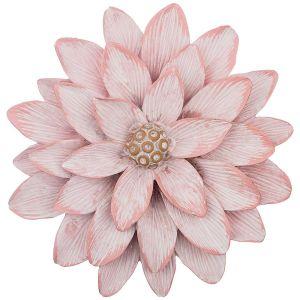Купить Декоративное изделие Арти М 504-152 19,5*2,5*19,5 см цвет розовый