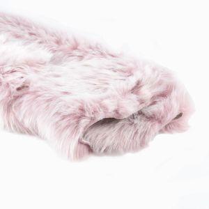 Купить Шкура АРИЯ Orion 75*105 цвет розовый