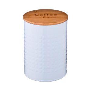 Купить Емкость для хранения Арти М 790-148 11*15,5 см цвет дерево/белый