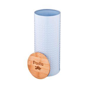 Купить Емкость для хранения Арти М 790-151 Спагетти 11*27 см цвет дерево/белый