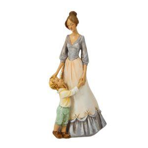 Купить Статуэтка Русские подарки 27668 Любимая мама 9*8*21 см цвет мультиколор