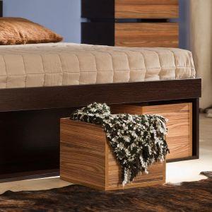 Купить Кровать ГМФ К1 180*200 с подъемным механизмом Hyper цвет венге/палисандр