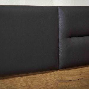Купить Кровать ГМФ К308 Люкс 140*200 с подъемным механизмом Neo цвет дуб табачный craft