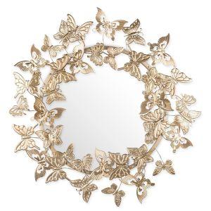 Купить Зеркало Анкона 91011 Tomas Stern 74*71*7 см цвет золото