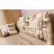 Чехол на матрас и набор подушек Сканд-Мебель КЕШ (чехол на матрас и 5 подушек) Шервуд
