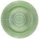 Блюдо Арти М 228-100 Изумруд 33 см цвет зелёный