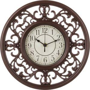 Купить Настенные часы Арти М 220-186 Lovely home 34*32*6 см цвет коричневый