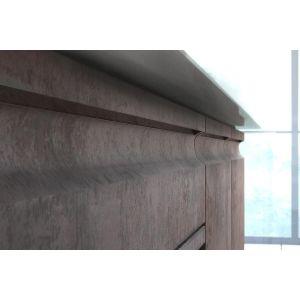 Купить Кухонный гарнитур Leko Бронкс 2.0/2 цвет доломит/бетон
