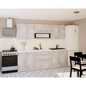 Купить Кухонный гарнитур Leko Бронкс 2.4/1 цвет доломит