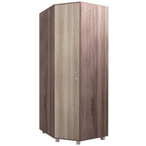 Купить Шкаф угловой Комфорт-S М4 Доминик New цвет шимо темный/шимо светлый