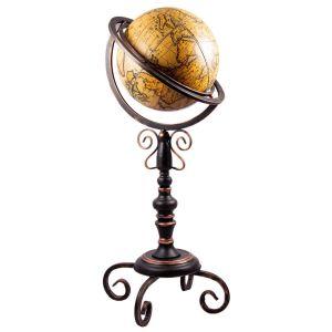 Купить Глобус-бар Русские подарки 184604 напольный 40*41*86 см