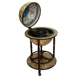 Купить Глобус-бар Русские подарки 47035 Сокровища древнего мира напольный 50*50*90 см