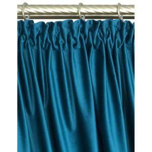 Купить Шторы АРИЯ Versus (41) 200*270 с подхватом цвет синий