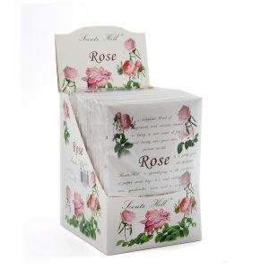 Купить Аромасаше Русские подарки 81803 в дисплее Роза 17*12 см