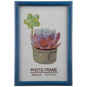 Купить Фоторамка Арти М 201-229 Цветные моменты 10*15 см цвет синий