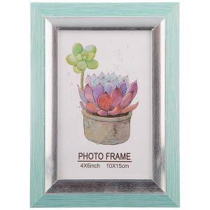 Купить Фоторамка Арти М 201-230 Цветные моменты 10*15 см цвет мятный