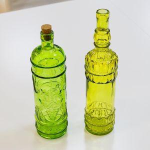 Купить Бутыль Арти М 600-124 1000 мл 32 см цвет зелёный
