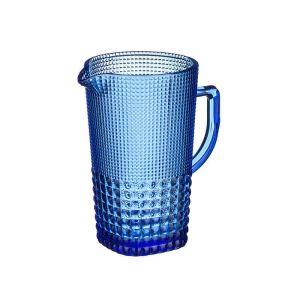 Купить Кувшин Арти М 228-047 Индиго 1400 мл 21 см цвет синий