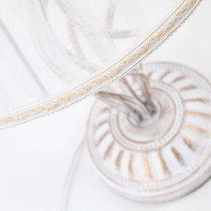Купить Светильник ЕвроСвет 01002/1 Классика цвет белое золото