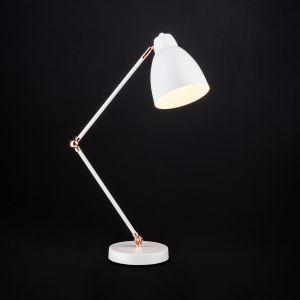 Купить Светильник ЕвроСвет 01024/1 настольный Loft цвет белый