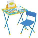 Комплект детской мебели Ника КП2/11 Первоклашка (стол + стул)